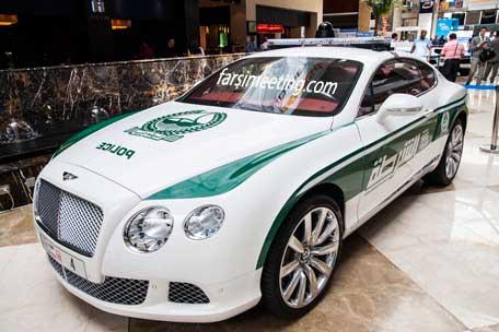 خودروی لوکس بنتلی - Bently