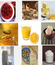 دوازده ماده غذایی برای صبحانه-mavade ghazaee sobhane-مواد تشکیل دهنده صبحانه