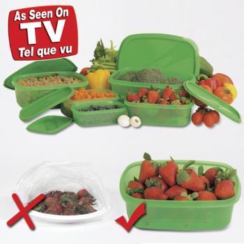 ظروف نگهدارنده غذا و میوه آلویز فرش