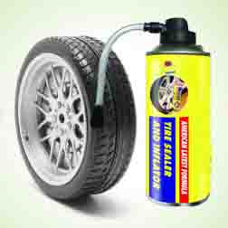 اسپری_پنچرگیری-اسپری_پنچری-spray fw1-اسپری تمیز کننده خودرو-اسپری پنچری-برطرف کننده لک