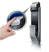 قفل رمزی و اثر انگشتی ghofle ramzi-قفل رمزی درب منزل-قفل میکرو سوئیچ-قفل اثر انگشتی-قفل کارتی