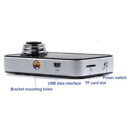 دوربین امنیتی بلک باکس با قابلیت فیلمبرداری فول اچ دی-دوربین مداربسته Black Box-دوربین مداربسته ماشین-دوربین بلک باکس-vehicle blackbox DVR-دوربین خودرو