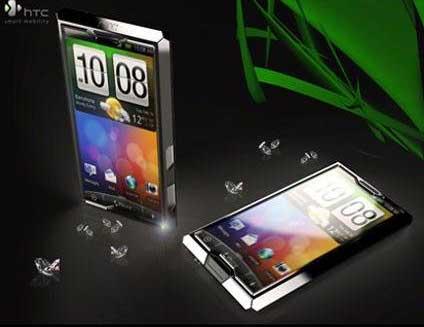 cell-phone-HTC-Gemstone-ده موبایل جالبی که به  زودی  در بازارخواهید دید! + عکس