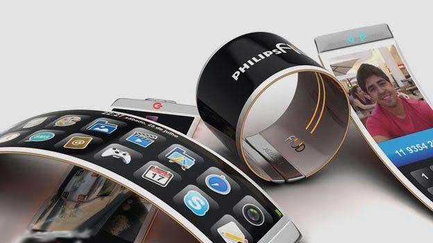 cell-phone-Philips-Fluid-ده موبایل جالبی که به  زودی  در بازارخواهید دید! + عکس