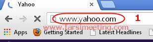 رفع مشکل شماره موبایل ایران در ساخت ایمیل یاهو با گوگل کروم-دور زدن تحریم یاهو-ساخت اکانت یاهو با گوگل کروم google chrome-ایجاد اکانت یاهو-create account yahoo-یاهو Inspect element